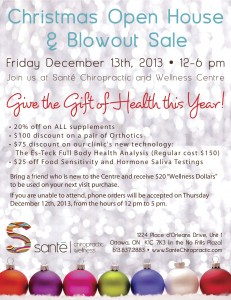 sante-chiropractic-open-house-2013-health-wellness-vitamins