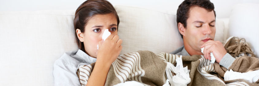 Get Rid of Sinusitis with these 5 Natural Remedies