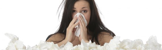 Natural Allergy Relief for the Springtime Sniffles