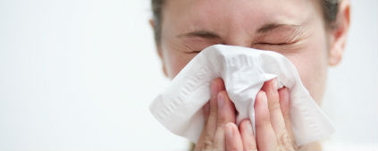Get Rid of Seasonal Allergies with these 5 Natural Tips