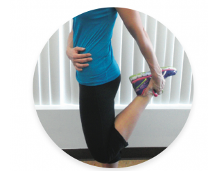 Stretches-Quadriceps