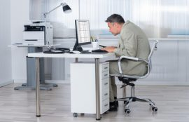 Sitting - How It Is Affecting Your Health