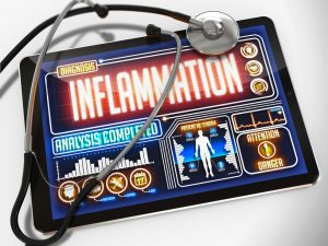 stockfresh 5385178 inflammation on the display of medical tablet sizeS