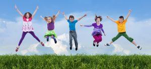 stockfresh 2122477 happy spring jump sizeS