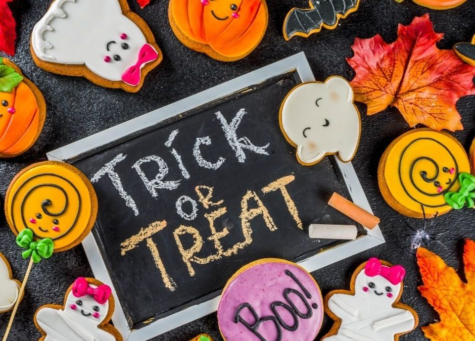 Healthy Trick or Treat