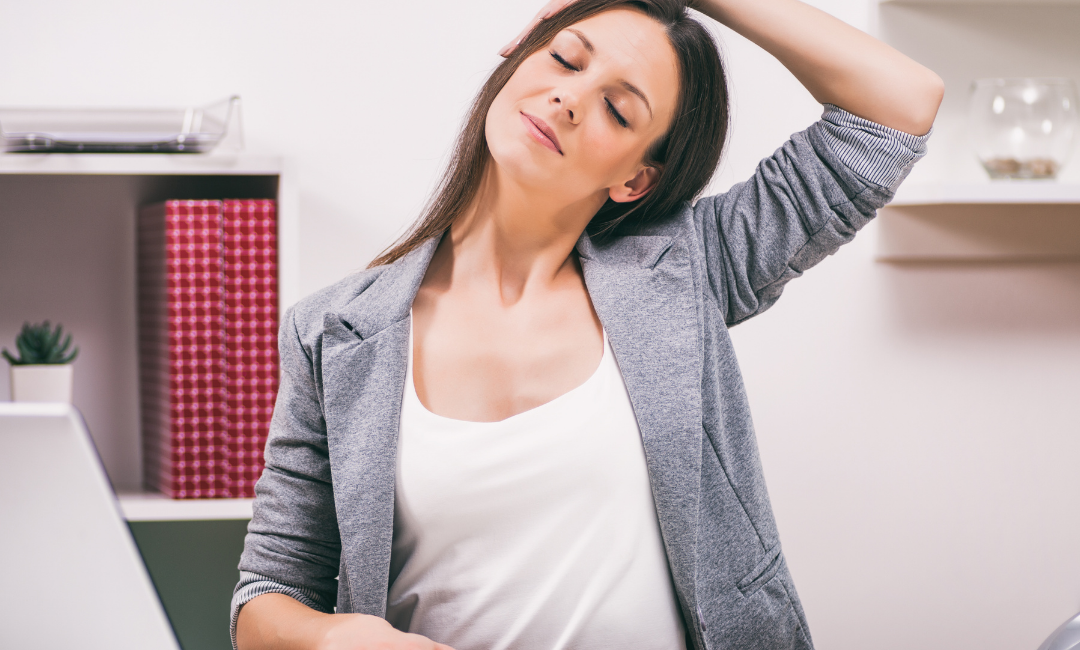3 Simple Neck Stretches to Help Relieve Neck Pain