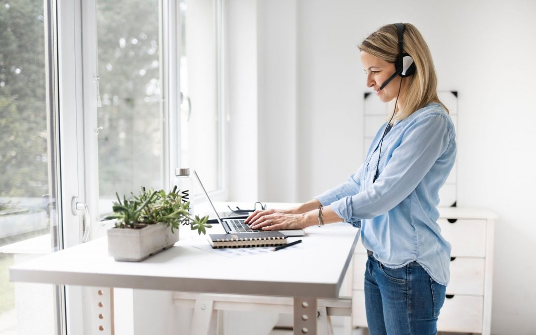 Are You Setting Your Body Up For Success While Working at a Desk?
